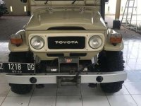 Butuh uang jual cepat Toyota Land Cruiser 1980