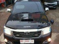 Toyota Hilux 2013 dijual cepat