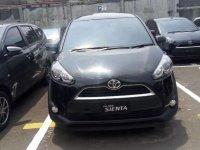 Butuh uang jual cepat Toyota Sienta 2019