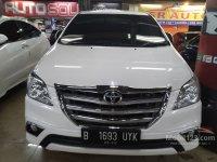 Toyota Kijang Innova 2015 dijual cepat
