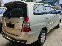 Toyota Kijang Innova 2013 bebas kecelakaan