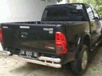 Toyota Hilux E bebas kecelakaan