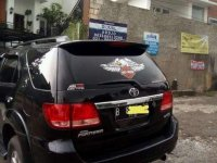 Jual Toyota Fortuner 2007, KM Rendah