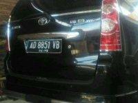 Toyota Avanza 2007 bebas kecelakaan