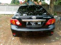 Jual Toyota Corolla 2010, KM Rendah