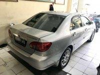 Butuh uang jual cepat Toyota Corolla Altis 2004