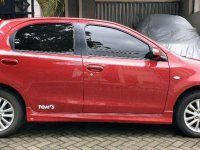 Jual Toyota Etios Valco 2017 Manual