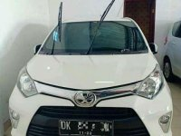 Jual Toyota Calya 2017 Manual