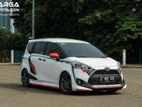 Tips Modifikasi untuk Membuat Toyota Sienta Anda Semakin Garang dan Sporty