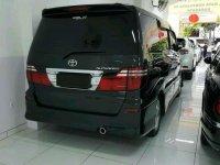 Toyota Alphard 2007 dijual cepat
