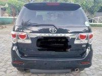 Toyota Fortuner V dijual cepat