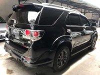 Toyota Fortuner 2014 dijual cepat