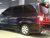 Toyota Alphard 2006 dijual cepat