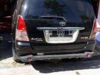 Toyota Kijang Innova 2005 bebas kecelakaan