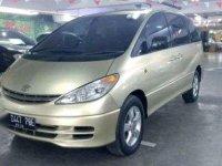 Toyota Previa Full Spec bebas kecelakaan
