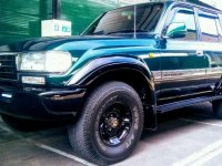 Jual Toyota Land Cruiser 1997 Automatic
