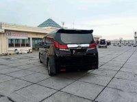 Jual Toyota Alphard 2017 Automatic