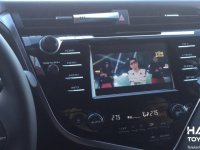 Sistem Infotainment Ini Bisa Didapatkan pada Head Unit Toyota Camry Anda