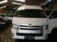 Jual Toyota Hiace 2014 harga baik