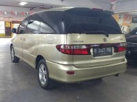 Jual Toyota Previa 2001 Automatic