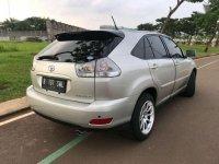 Toyota Harrier 2006 dijual cepat