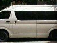 Toyota Hiace 2015 bebas kecelakaan