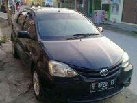 Toyota Etios  bebas kecelakaan