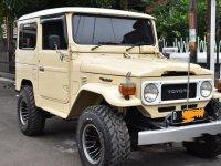 Toyota Land Cruiser 4.2 Manual bebas kecelakaan