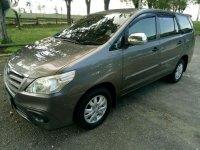 Toyota Kijang Innova E dijual cepat