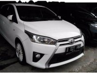 Jual Toyota Yaris 2014 Manual