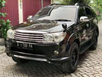 Jual Toyota Fortuner 2008 Automatic