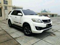 Jual Toyota Fortuner 2015 harga baik