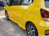 Toyota Agya TRD Sportivo bebas kecelakaan