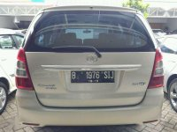 Toyota Kijang Innova J dijual cepat