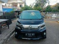Jual Toyota Vellfire 2012, KM Rendah