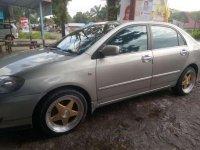 Toyota Corolla Altis 2003 dijual cepat