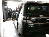 Toyota Vellfire 2013 bebas kecelakaan