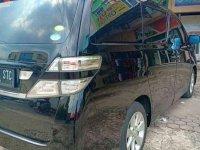 Jual Toyota Vellfire 2016 Automatic