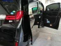 Toyota Alphard G S C Package bebas kecelakaan