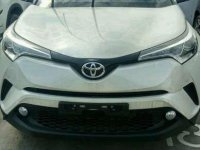 Toyota C-HR  bebas kecelakaan