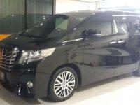 Jual Toyota Alphard 2016, KM Rendah