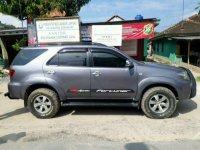 Toyota Fortuner 2005 dijual cepat