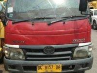 Toyota Dyna 2012 bebas kecelakaan