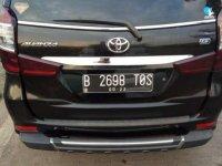 Jual Toyota Avanza 2017 Manual