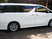 Jual Toyota Vellfire 2016 harga baik