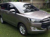 Toyota Kijang Innova 2.4G bebas kecelakaan