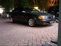 Toyota Corolla 1997 bebas kecelakaan