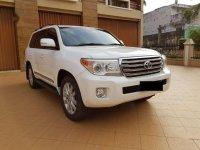Toyota Land Cruiser 4.5 V8 Diesel bebas kecelakaan