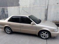 Toyota Corolla 1999 dijual cepat