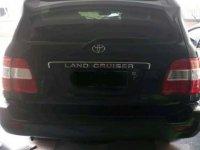 Toyota Land Cruiser Sahara bebas kecelakaan